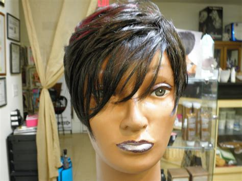 27 piece quick weave short hairstyle 27 piece short styles new look at the 27 piece quick