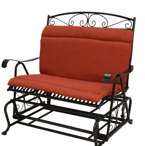 glider ottoman cushions replacement glider replacement cushions outdoor home design ideas