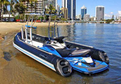 jet ski into boat dockitjet turn your waverunner into a speed boat on