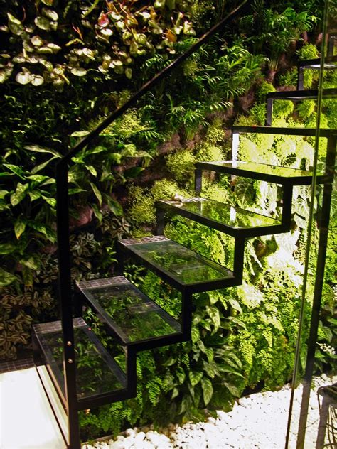 8 Living Walls And Vertical Gardens To Bring A Touch Of Living Wall Garden