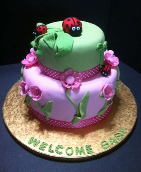 Bug Baby Shower by Bug Baby Shower Cake Cakecentral
