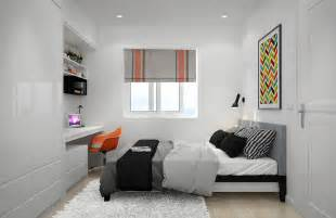 Decorating Small Bedrooms by Small Bedroom Design Interior Design Ideas