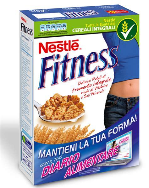 gdo alimentare il diario alimentare di cereali fitness nestl 233 gdoweek