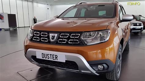 New Daster new dacia duster 2018