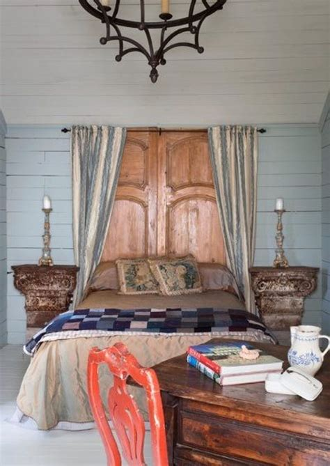 how to make an old door into a headboard 101 headboard ideas that will rock your bedroom