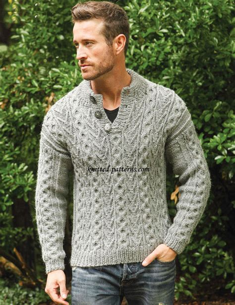 knitting patterns for s jumpers s pullovers and sweaters knitting patterns