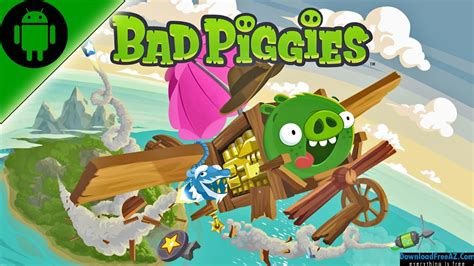 mod game android gingerbread bad piggies hd v2 3 3 apk mod coins scrap unlocked