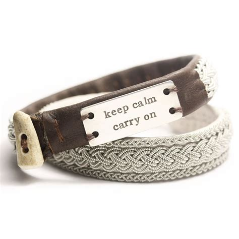 custom leather bracelets and