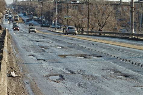 Los Angeles Roads ? Ground Zero for Potholes