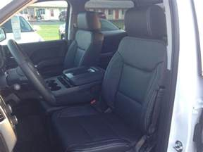 Seat Covers For Chevy Silverado 2014 2015 Chevrolet Silverado Crew Cab Black Katzkin