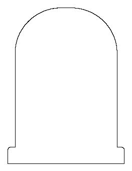 Tombstone Pattern Great Patterns Pinterest Patterns Halloween Felt And Cricut Tombstone Designs Templates