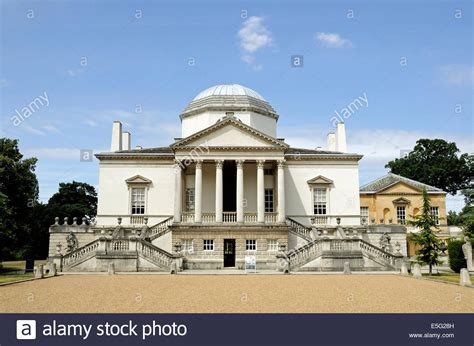 buy house chiswick chiswick house neo palladian villa london borough of hounslow stock photo royalty