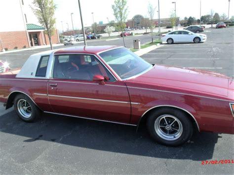 2 door buick regal 1g4aj47a0bk160941 1981 buick regal base coupe 2 door 3 8l
