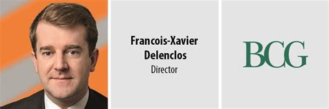 Xavier Mba Usa Nees by Bcg Adds Francois Xavier Delenclos To Pipe Practice In