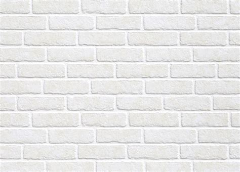 white brick wall background Wall Mural ? Pixers® ? We live
