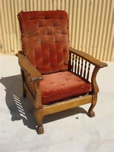 american antique morris chair antique furniture