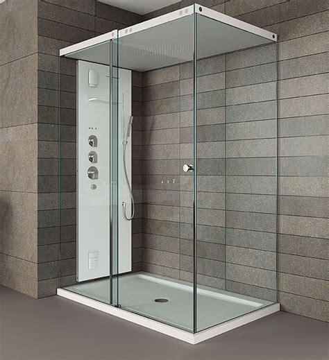 teuco cabine doccia il nuovo box doccia quot light quot della teuco arredobagno news