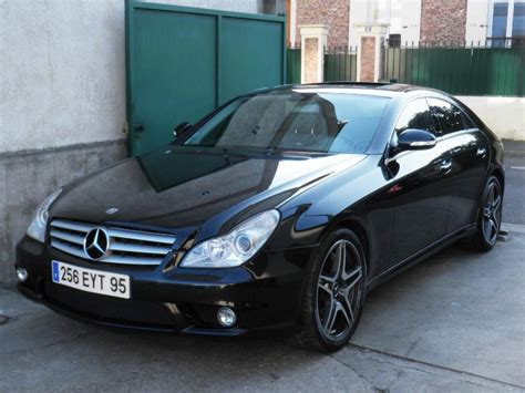 Garage Auto Occasion 91 by Mercedes Cls 55 Amg 2005 Occasion Essonne 91