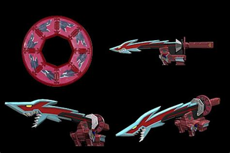 How To Make A Paper Power Ranger Sword - henshin grid classifying zords different zords