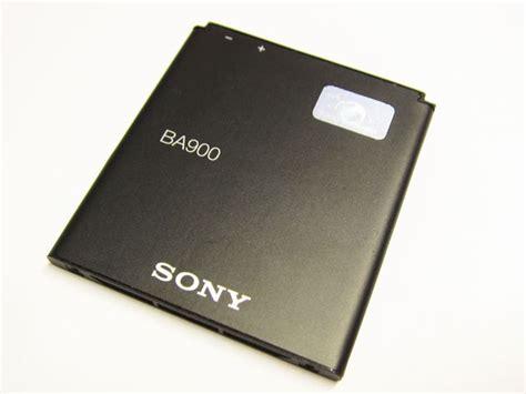Baterai Batre Batery Sony Xperia L Ba900 Original 100 sony xperia ba900 batteri original k 246 p h 228 r snabb leverans teknikdelar se