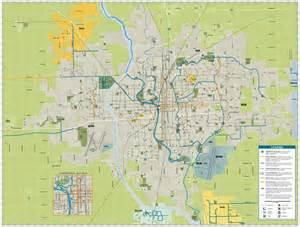 wichita map wichita bike map maplets