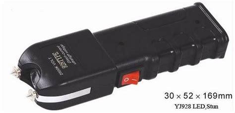Stungun 928 Sp stun guns rechargeable 2 5 million volt stun gun best self defence weapon 928