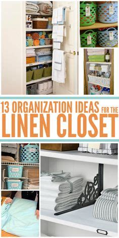 linen closet organization tips 1000 images about linne en handoeke kas on