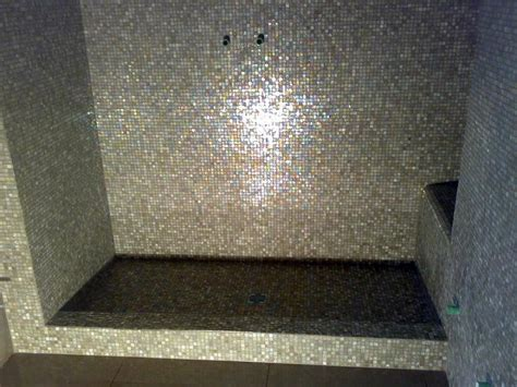 piatti doccia in muratura foto doccia in muratura mosaico di sinibaldi