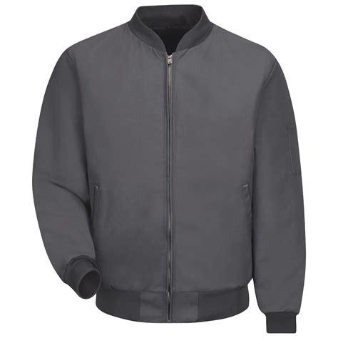 Quish Jacket kap jt38 lined solid team jacket charcoal