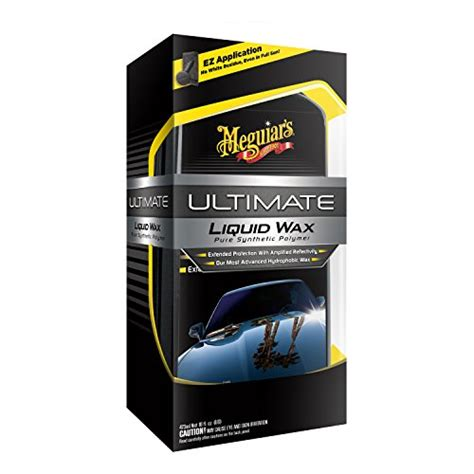 meguiar s g18216 ultimate liquid wax 16 oz import it all