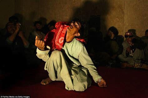 Afghanistan Fashion Show After Decades 2 by Afghanistan S Bacha Bazi Boys Who Dress Like