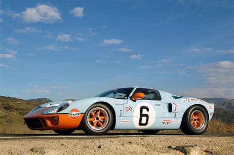 gulf gt40 superformance gt40 mki motoring con brio