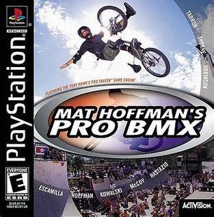 Mat Hoffman S Pro Bmx by File Mat Hoffman Pro Bmx Ps Jpg