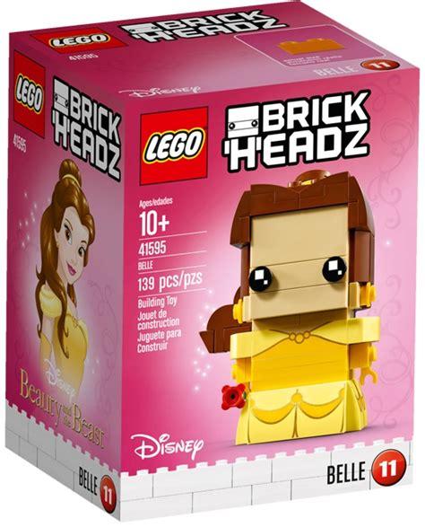 Lego 41595 Brick Headz lego brick headz 41595 lego nyheter ebrix se