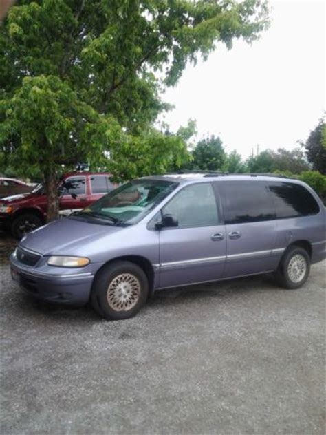 sell used 1996 chrysler town and country new engine in post falls idaho united states for us