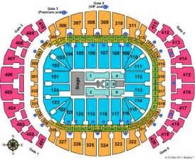American Airlines Arena Floor Plan American Airlines Arena Tickets American Airlines Arena