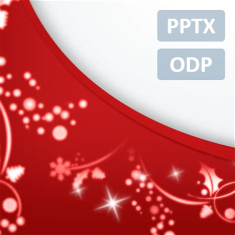Merry Christmas Powerpoint Template Merry Powerpoint Template