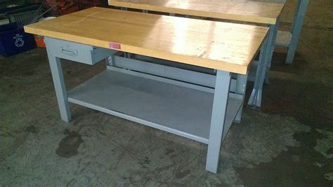 used metal work bench used steel work benches for sale 28 images widely used