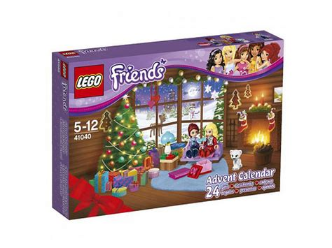 Lego 41040 Friends Advent Calender lego friends 2014 advent calendar 41040 official images