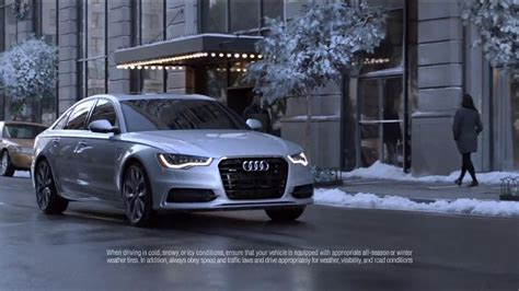 audi commercial actress elf the season of audi event tv spot donation ispot tv
