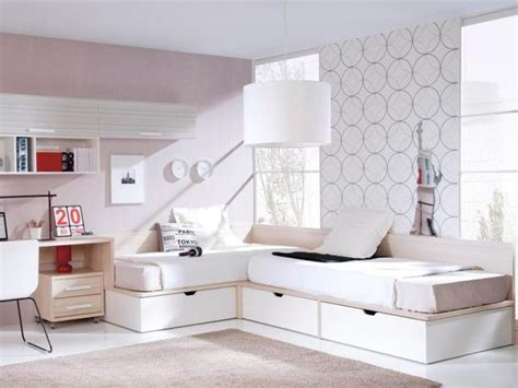 l shaped beds with corner table 25 best ideas about corner beds on