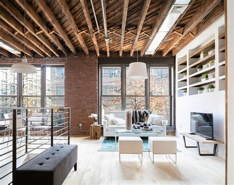 Home Interior Design Books by Property Of The Week A New York Loft With A Sweet History