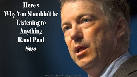 Rand Paul Memes - talking paul rand quotes quotesgram