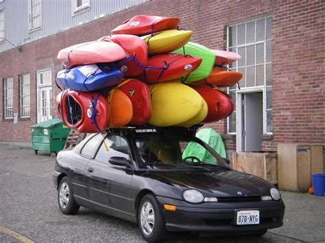 Car Racks For Kayaks by 24 Things Only Kayakers Will Understand Mpora