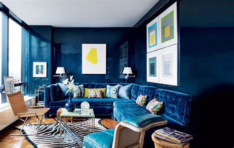blue interior dark blue interior designs furnitureteams com