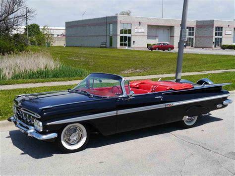 1959 chevrolet impala for sale classiccars cc 987227