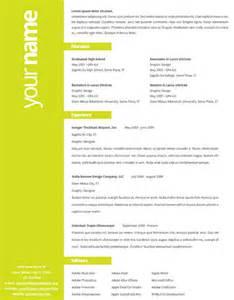 Creative Resume Formats by 36 Originele Cv S Lifebrander
