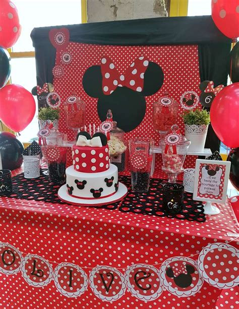 minnie mouse birthday decorations 28 images adventures