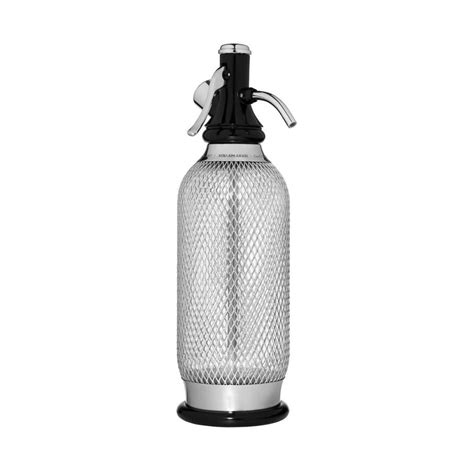 Classic Isi 3 isi classic soda siphon 1 quart ss mesh kitchen supplies and accessories ares cuisine