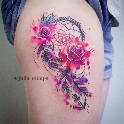50 dreamcatcher tattoo designs nenuno creative